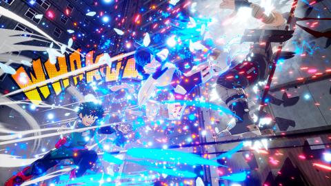 My Hero Academia : One's Justice - Le système de sidekick présenté en images