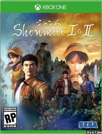 Shenmue I & II sur ONE