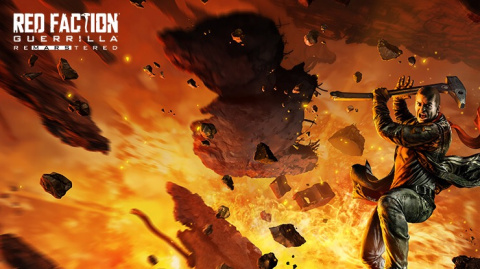 Red Faction Guerrilla Re-Mars-tered sur PS4