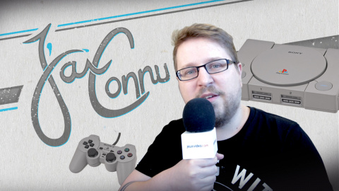 J'ai connu... La sortie de la PlayStation