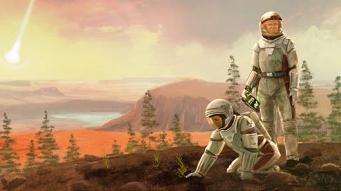 Terraforming Mars : Construire sur la planète rouge