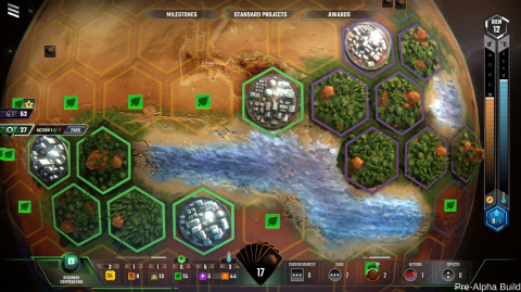 Terraforming Mars : le jeu de plateau bientôt adapté sur PC et smartphones