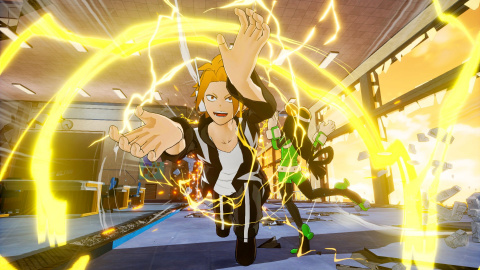 My Hero Academia : One's Justice - Encore plus de screenshots inédits