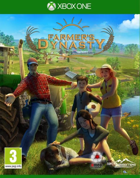 Farmer's Dynasty sur ONE