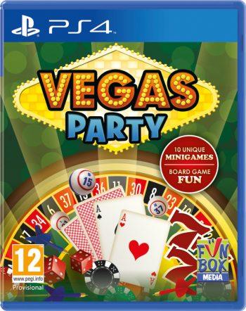Vegas Party sur PS4