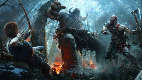 God of War : Un monde à découvrir
