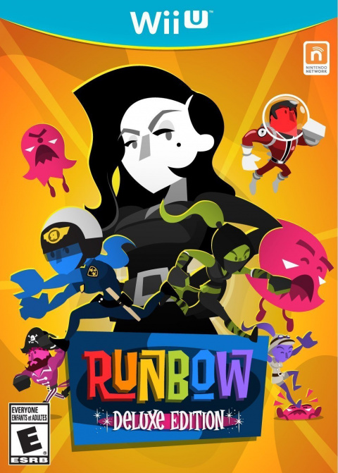 Runbow sur WiiU