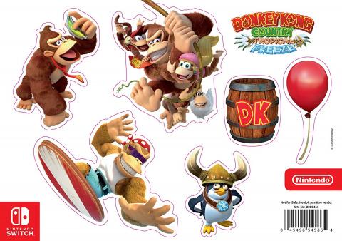Donkey Kong Country Tropical Freeze : Une édition spéciale listée en Italie