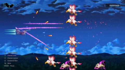 Little Witch Academia : Chamber of Time - Un mini-jeu shoot'em up en bonus de précommande PSN