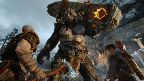God of War : Des trolls très travaillés