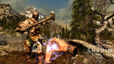Skyrim VR : Après le PSVR, le RPG de la décennie débarque sur PC