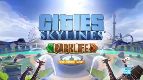 Cities Skylines : Paradox annonce et date Parklife, sa nouvelle extension