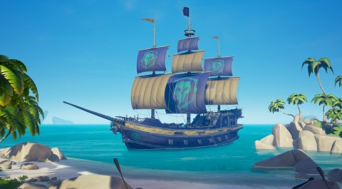 Soldes Xbox One : Sea of Thieves Edition Anniversaire à -60%