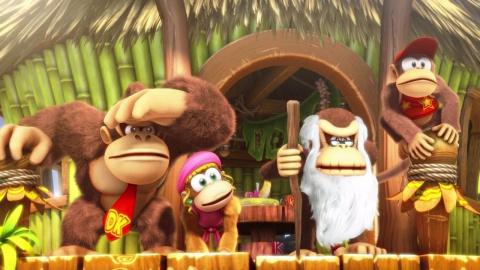 Donkey Kong Country : Tropical Freeze - Donkey Kong, le sauveur à la cravatte