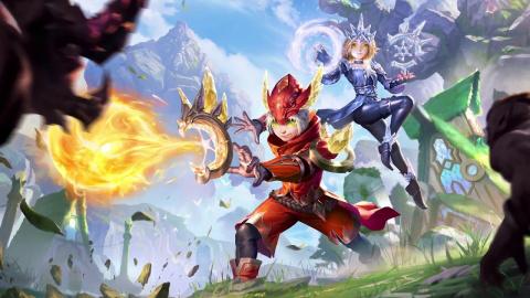 Crusaders of Light : La Bataille de Karanvale