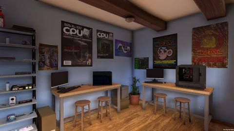 PC Building Simulator : La version française est disponible