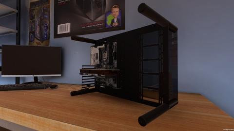 PC Building Simulator : Le titre dépasse le cap des 100 000 ventes