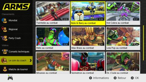 Arms : Que vaut le jeu de boxe de Nintendo, dix mois après sa sortie ?