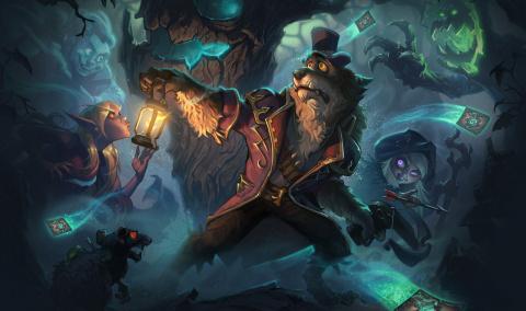 Hearthstone : Blizzard présente et date La Chasse aux Monstres