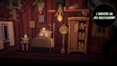 L'univers du jeu indépendant : The Librarian, un jeu gratuit visuellement enchanteur !