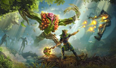Skyforge : L'extension Overgrowth est disponible gratuitement !