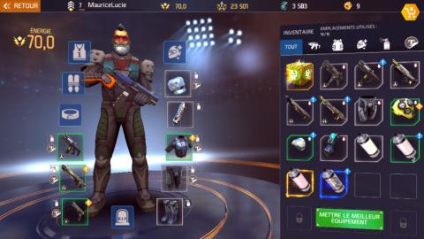 Shadowgun Legends: une nouvelle inspiration pour la licence