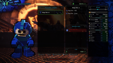 Monster Hunter World : l'évènement Mega Man débute le 19 octobre sur PC