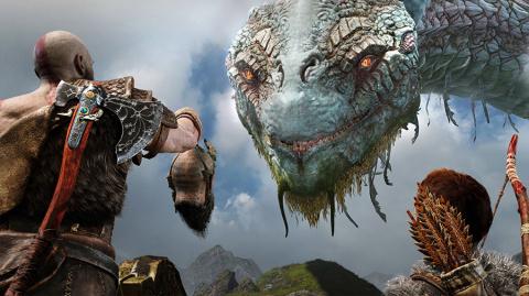 God of War : le studio nous montre un prototype de 2015