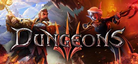 Dungeons III sur Mac
