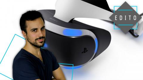 Le Playstation VR en 2018 : un essoufflement inquiétant ?