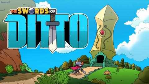 The Swords of Ditto : Un dessin animé qui passe à l'action