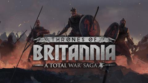 A Total War Saga : Thrones of Britannia - La Guerre se prépare dans les terres britanniques