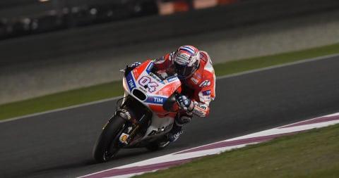MotoGP 18 dévoile la création des détails du titre