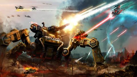 X-Morph : Defense - Le front européen de nouveau mobilisé