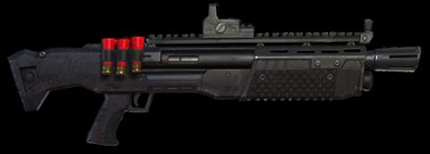 Fusils à pompe