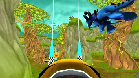 Pirate Flight VR : Du gameplay pour un casual assumé
