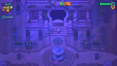 The Swords of Ditto : L'aventure cyclique qui transmet son savoir-faire