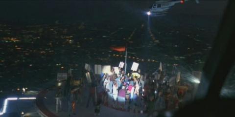 Les aliens vont-ils débarquer à Tilted Towers ? (Battle Royale)
