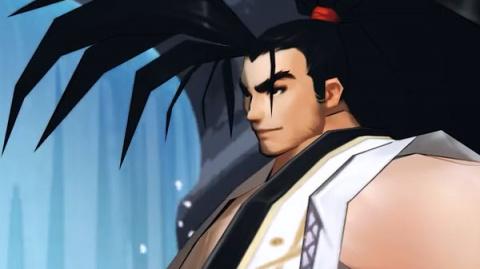 Samurai Shodown : Oborozuki Densetsu - Le fantôme de la Neo Geo ère