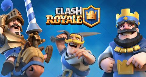 Clash Royale se met aux guerres de clans