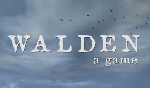 Walden, a game : Un retour à la nature