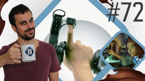 Pause Cafay #72 : Microsoft tease le futur de la manette VR