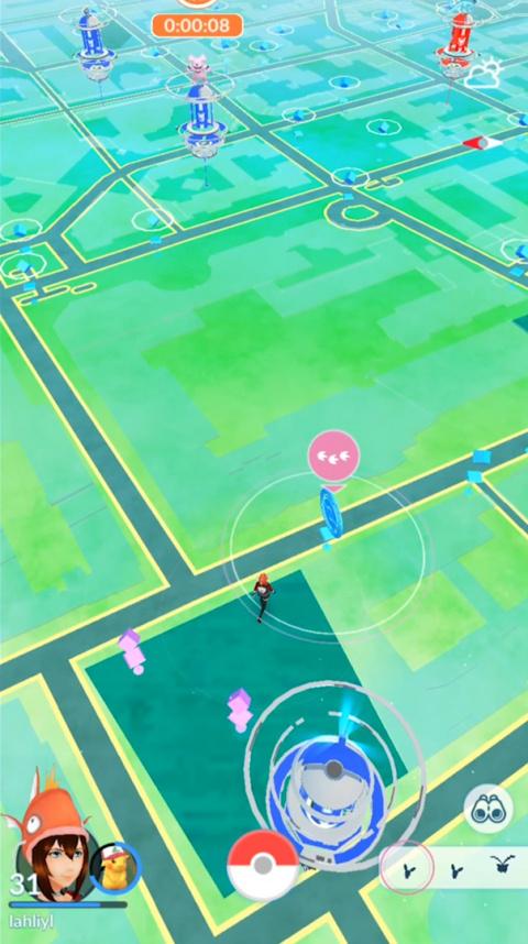 Pokémon GO : Rayquaza arrive dans les Combats de raids