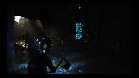 Inscriptions runiques - Conseil des Valkyries
