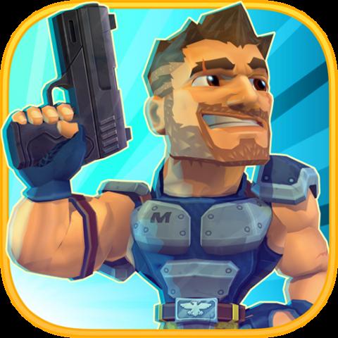 Major Mayhem 2 sur Android