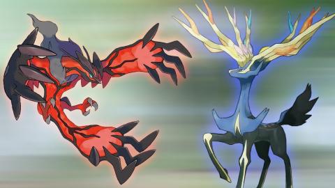 Pokémon Soleil et Lune : Xerneas et Yveltal distribués à partir du 4 mai