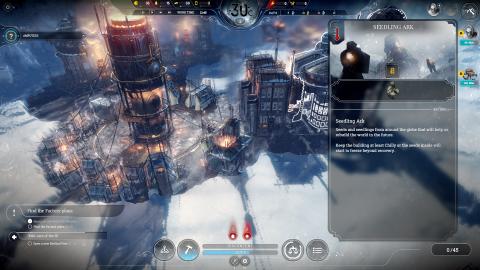 Frostpunk: le jeu de gestion post-apocalyptique passe un palier symbolique