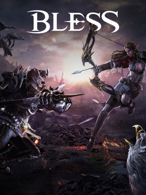 BLESS Online sur PC