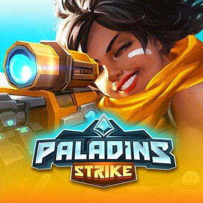 Paladins Strike sur iOS