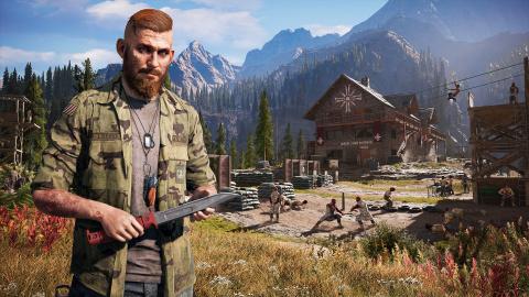 Far Cry 5 s'est écoulé à plus de 2,5 millions d'exemplaires en 5 jours